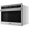 Whirlpool W6 ME450 Compacte oven met microgolffunctie - Inbouw - 40 liter - 850 watt