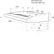 Whirlpool väggmonterad köksfläkt - AKR 441/1 IX
