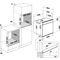 Whirlpool inbyggnadsugn: färg rostfri, självrengörande - W9 OP2 4S2 H