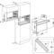 Whirlpool inbyggnadsmikro - AMW 440/WH