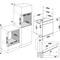 Whirlpool  självrengörande inbyggnadsugn - OKZ9 6280 SPM WH