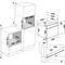 Whirlpool W6 MW461 BSS Inbouw Combimagnetron - 40 liter - 1000 watt