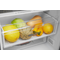 Réfrigérateur combiné W7 921I OX Whirlpool - 60cm