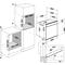 Whirlpool W11 OS1 4S2 P Stoomoven - Inbouw - 73 liter