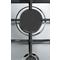 Whirlpool gaskookplaat: 4 gaspitten - AKR 351/IX NL
