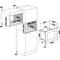Whirlpool WMF200G Microgolfoven - Inbouw - 20 liter - 800 watt