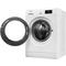 Whirlpool FWGBE71484WE Wasmachine - 7 kg - 1400 toeren