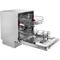 Whirlpool integrerad diskmaskin: färg vit, 60 cm - WSIC 3B16