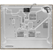 Whirlpool AKR 3710/IX Gaskookplaat - Inbouw - 4 gasbranders