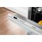 Whirlpool integrerad diskmaskin: färg silver, 60 cm - WIC 3C24 PS F E