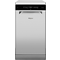 Whirlpool WSFO 3T223 PC X Vaatwasser - Vrijstaand - 45cm