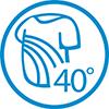 Misch- und Buntwäsche 40
