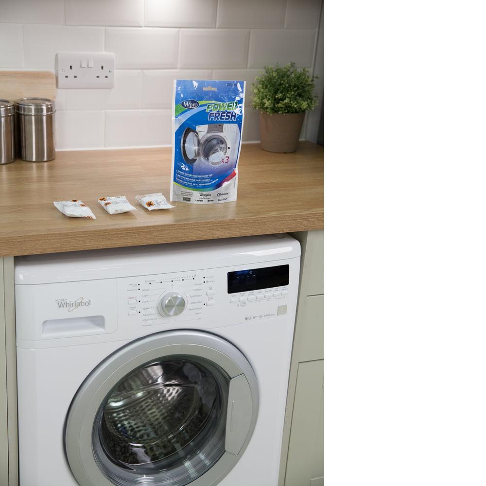 Electromenager whirlpool le sens de la diff rence - Lave linge odeur egout ...
