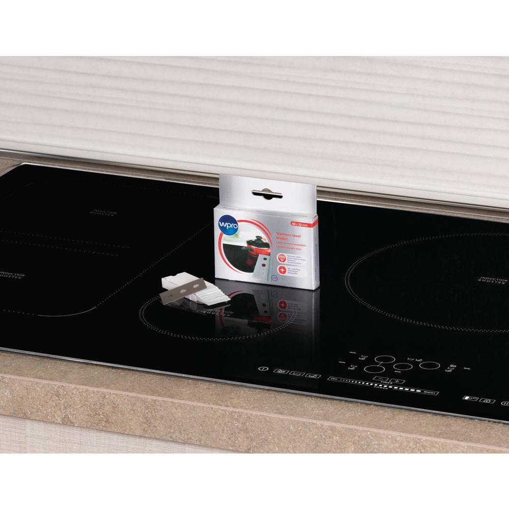 Come Pulire Piano Cottura Vetroceramica kit detergenza vetroceramica - kvc015