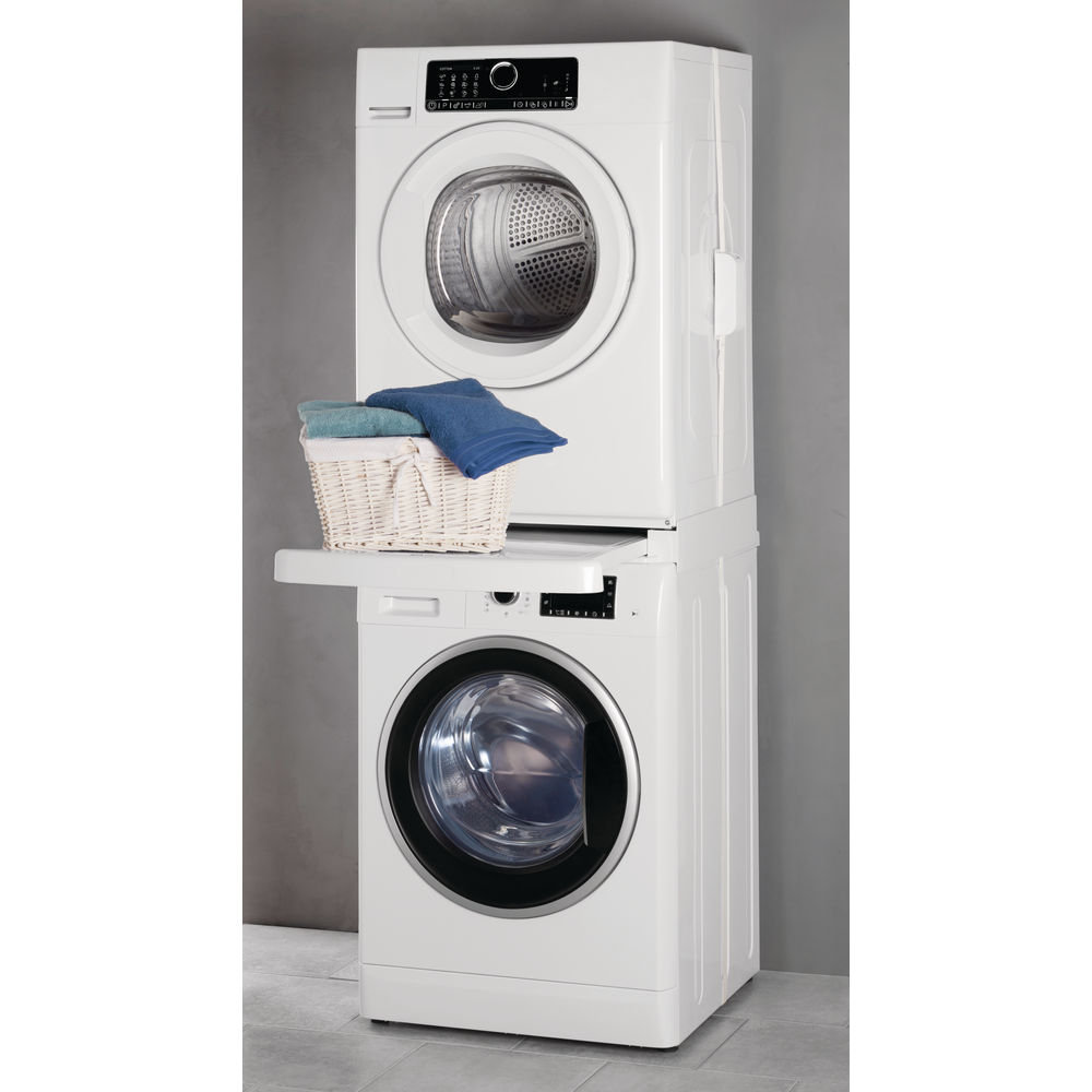 Stacking Kit For Washing Machines Tumble Dryers Hotpoint