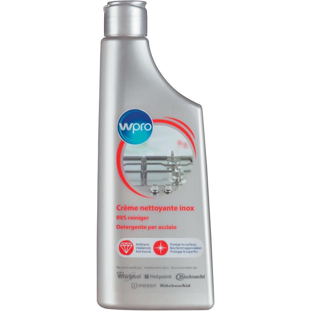 Detergente Acciaio Crema 250 Ml