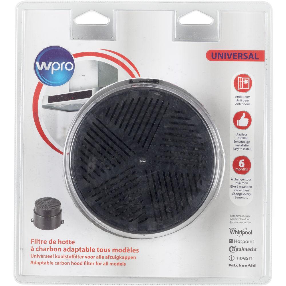 Filtro Carbone Attivo anti odore - adatto per tutti i modelli di cappa *