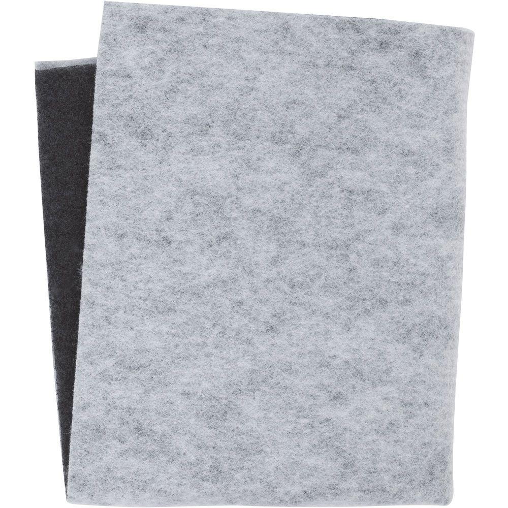 Filtro Universale Carbone Attivo 2 In 1 - 470 x 570 mm - 450 g / m2