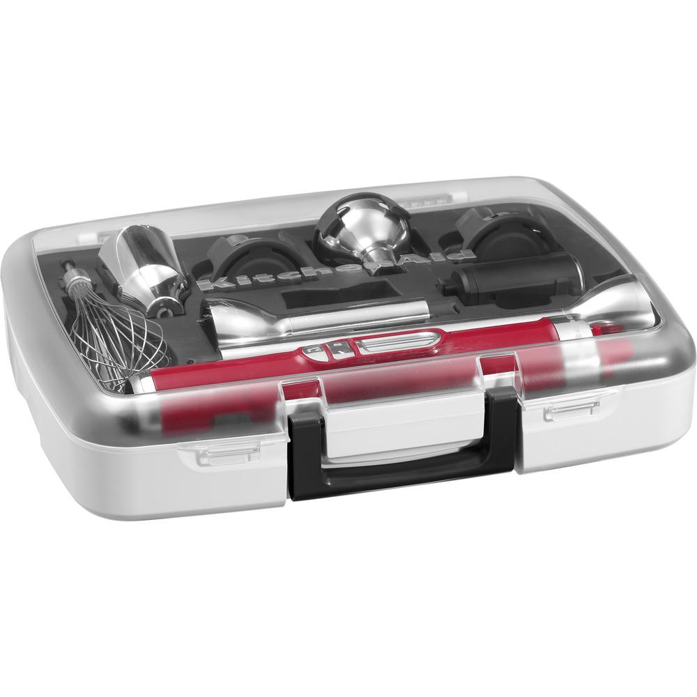 Kitchenaid Hand Blender kitchenaid artisan cordless hand blender with accessories 5khb3581