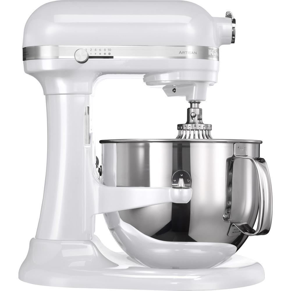 6,9 L ARTISAN Küchenmaschine mit schüsselheber 5KSM7580X ...