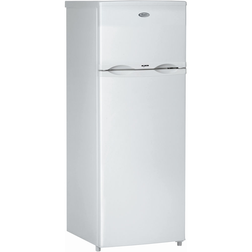 Whirlpool freestanding double door - WTE2210 W