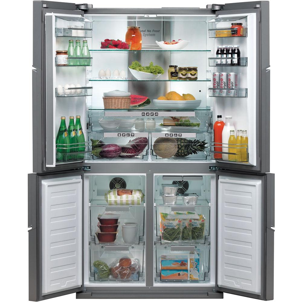 Electromenager Whirlpool Le Sens De La Différence REFRIGERATEUR - Refrigerateur 4 portes