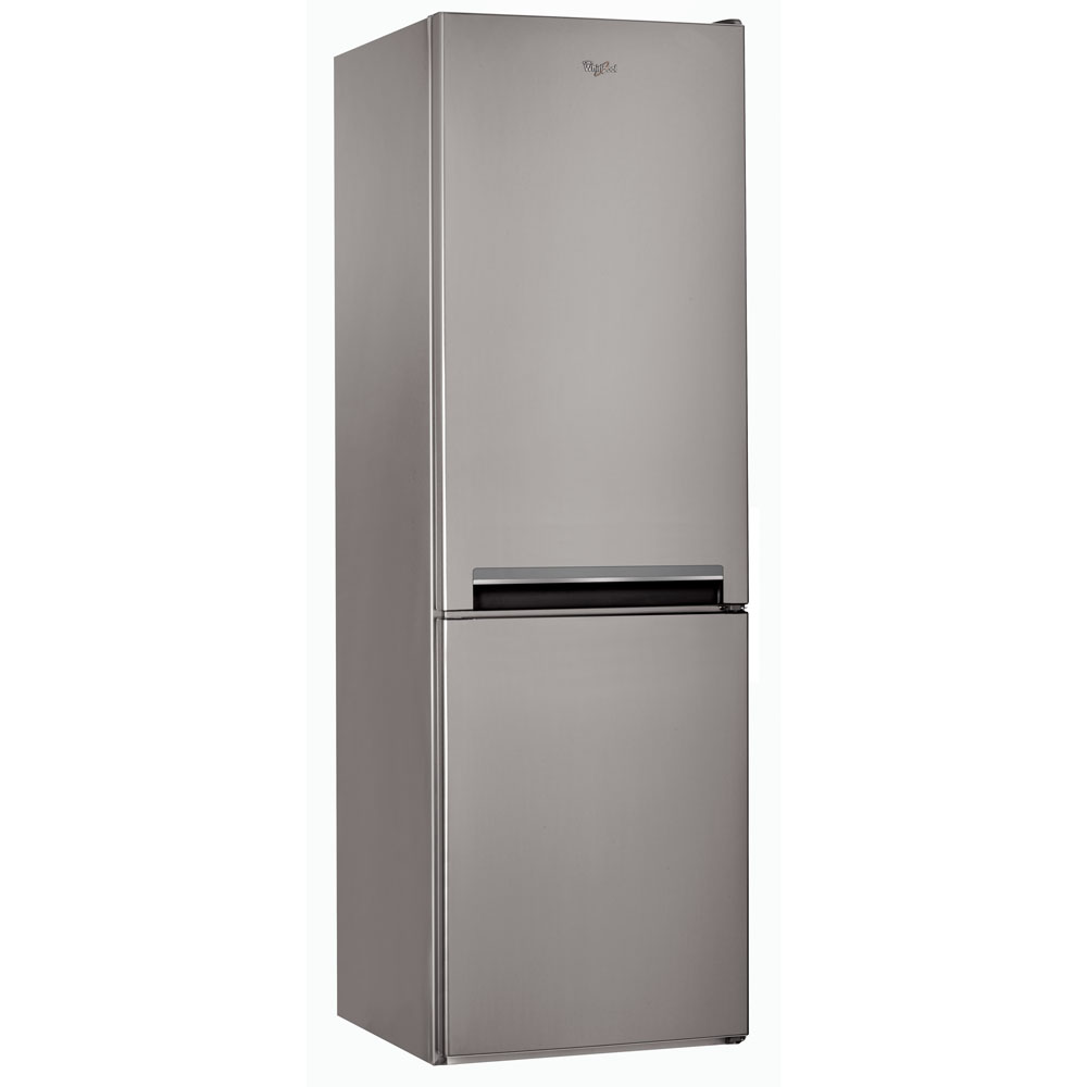 Supreme NoFrost combi fridge and freezer BSNF 8101 OX