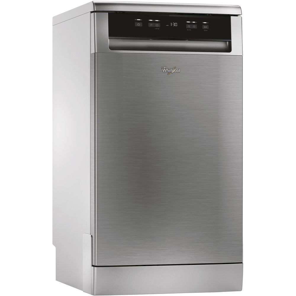 Whirlpool dishwasher: slimline, inox color - ADP 301 IX UK