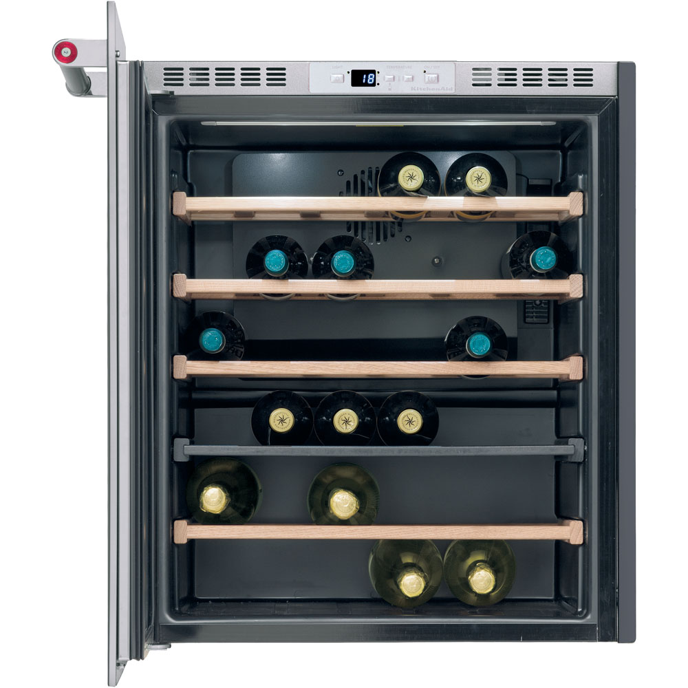Einbau Weinkuhlschrank Kcbwx 70600l Offizielle Website Von Kitchenaid