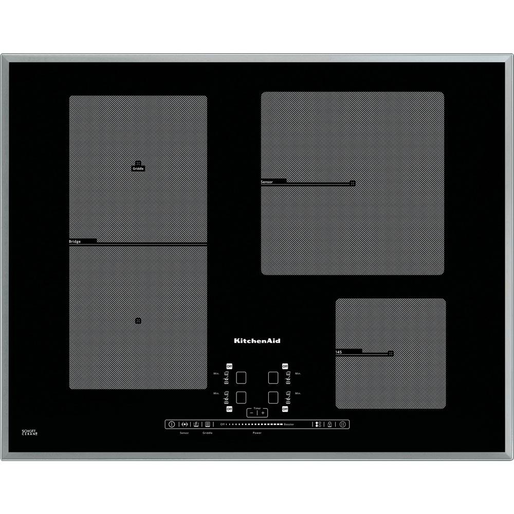 65 cm induktionskochfeld khip4 65510 offizielle website von kitchenaid. Black Bedroom Furniture Sets. Home Design Ideas
