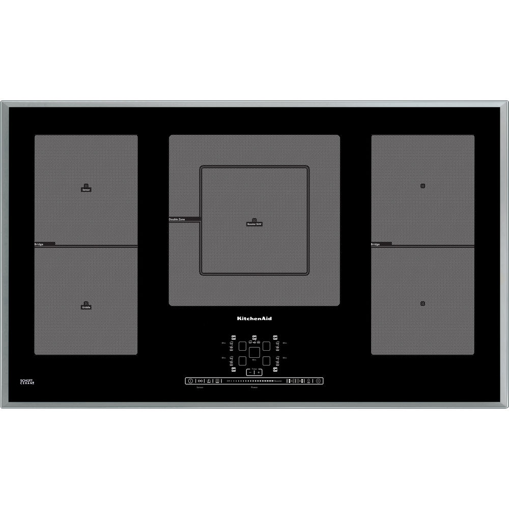 90 cm induktionskochfeld khip5 90510 offizielle website von kitchenaid. Black Bedroom Furniture Sets. Home Design Ideas