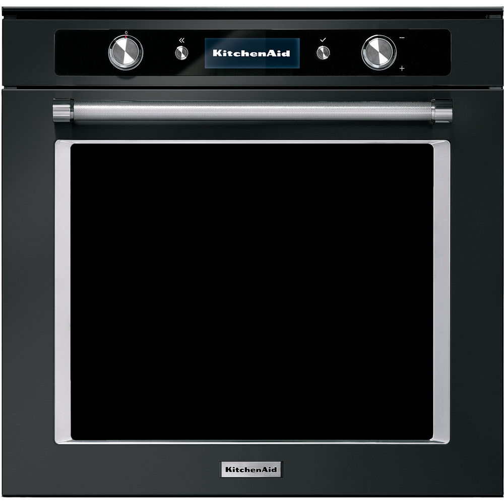 Black Stainless Steel Twelix Pyrolytic Oven 60 Cm New