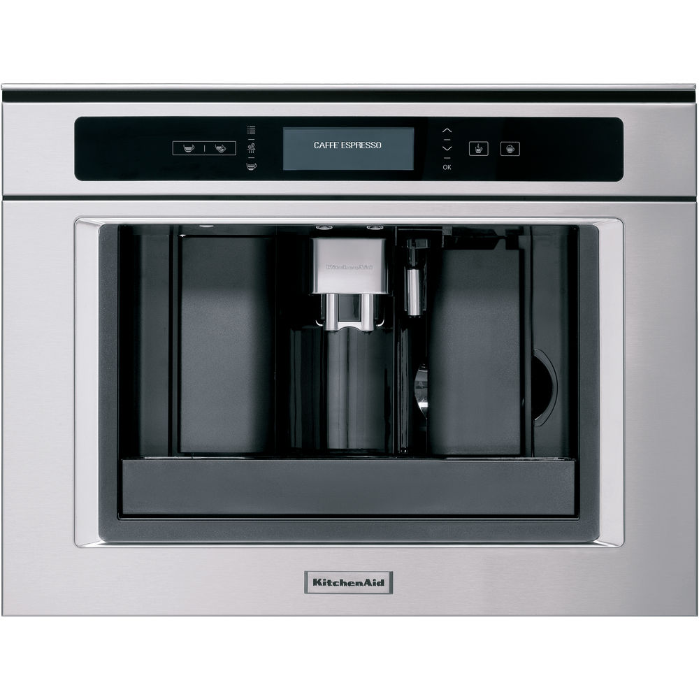 machine expresso encastrable 45 cm kqxxx 45600 site officiel kitchenaid. Black Bedroom Furniture Sets. Home Design Ideas