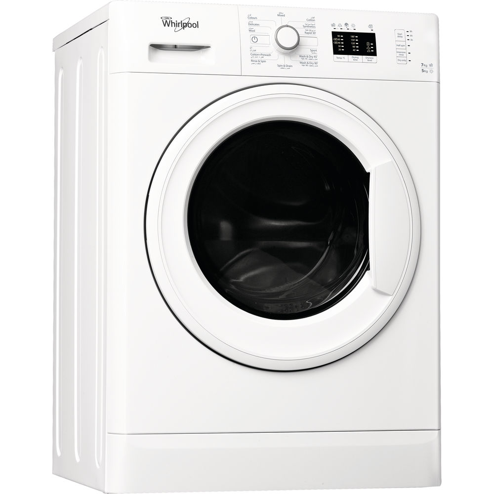 Washer Dryer WWDE 7512