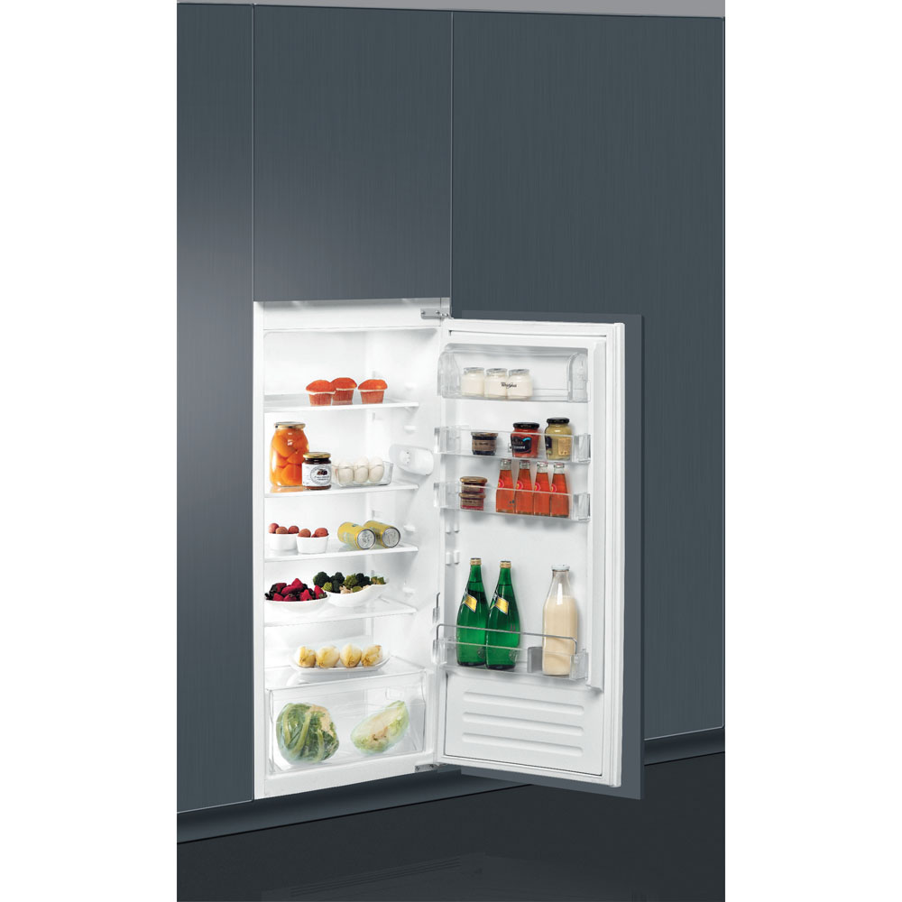 Whirlpool integrated fridge: inox color - ARG 751/A+