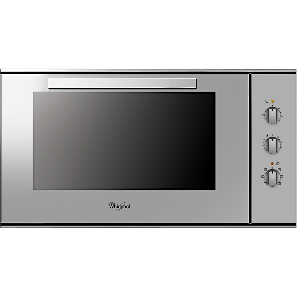 90cm Single Multi-function oven AKG 619 IX