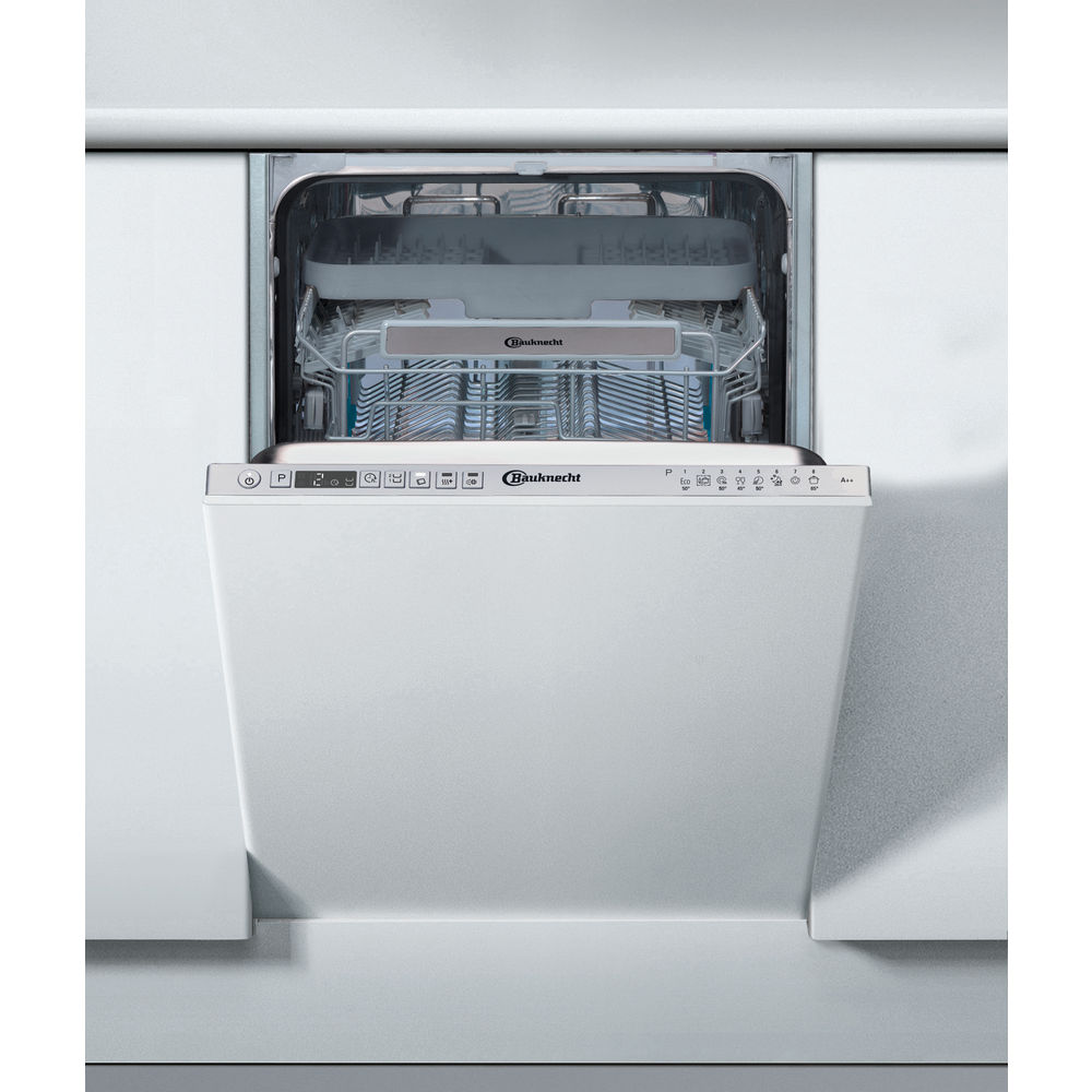 Bauknecht Vollintegrierter Geschirrspuler 45 Cm Kompaktgerat Farbe