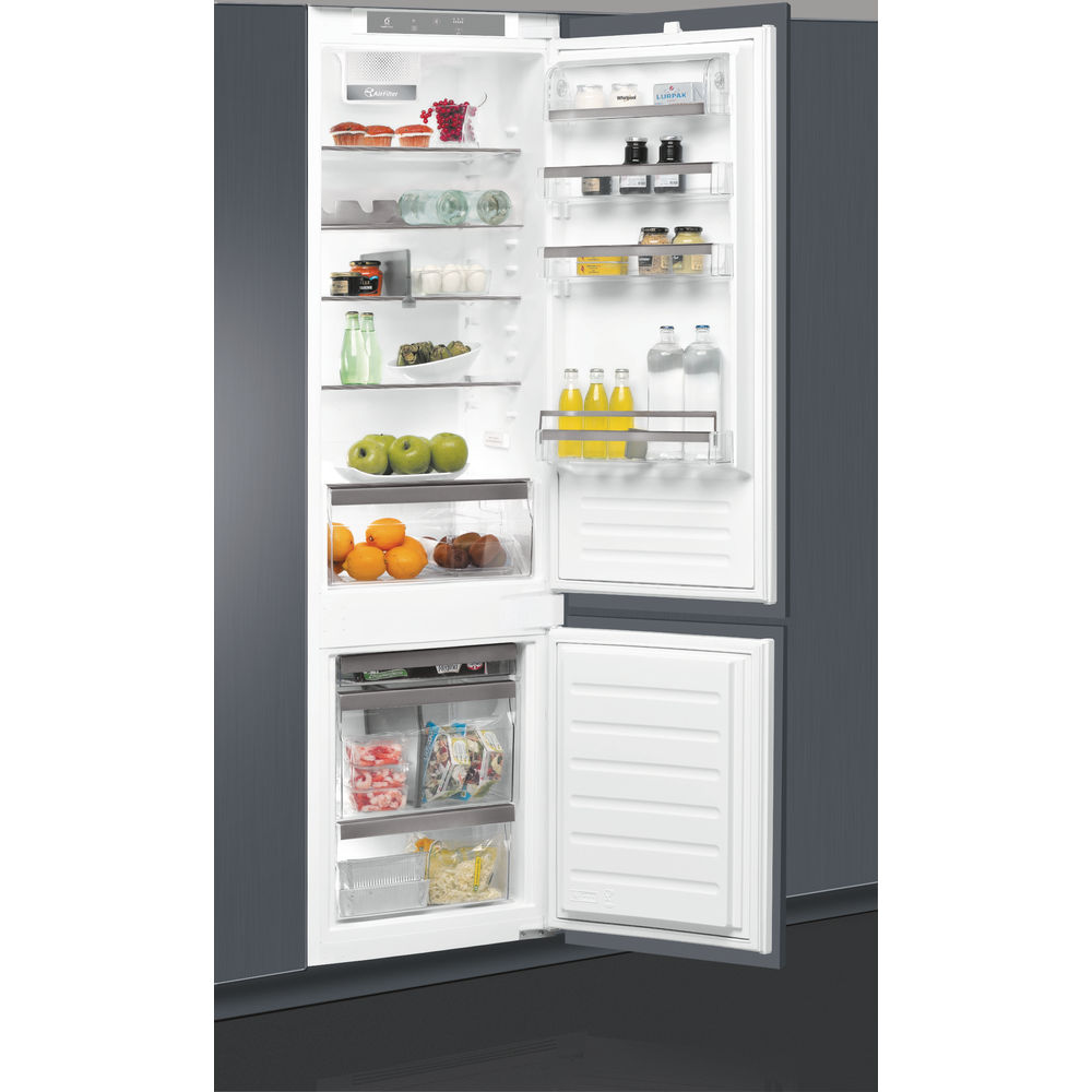 How To Fit Kitchen Door To Integrated Fridge