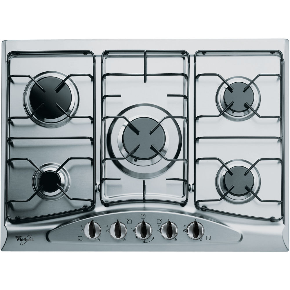 electromenager whirlpool le sens de la diff rence gazini re whirlpool gaz 5 feux akm 361. Black Bedroom Furniture Sets. Home Design Ideas