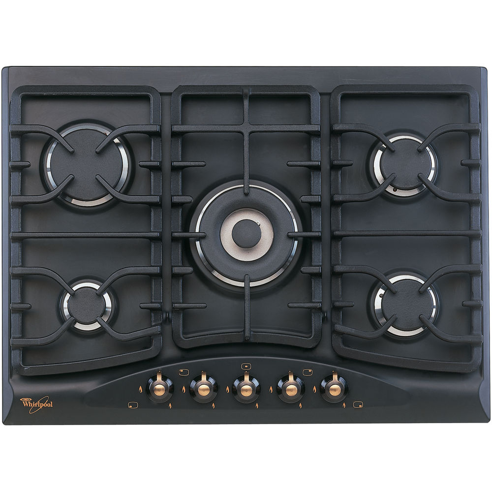 Whirlpool gas hob: 5 gas burners - AKM 394/NA