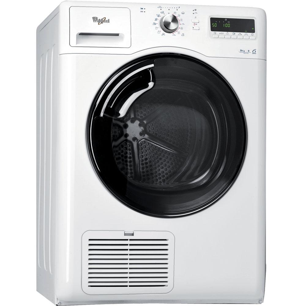 electromenager whirlpool le sens de la diff rence s che linge whirlpool posable 8 kg azb. Black Bedroom Furniture Sets. Home Design Ideas