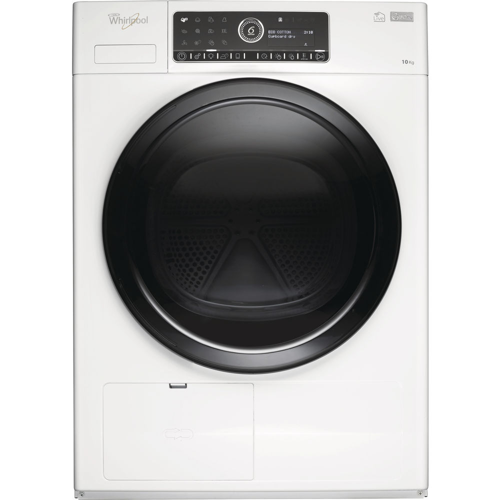 Whirlpool Ireland Welcome To Your Home Liances Provider Heat Pump Tumble Dryer Freestanding 10kg Hscx 10441