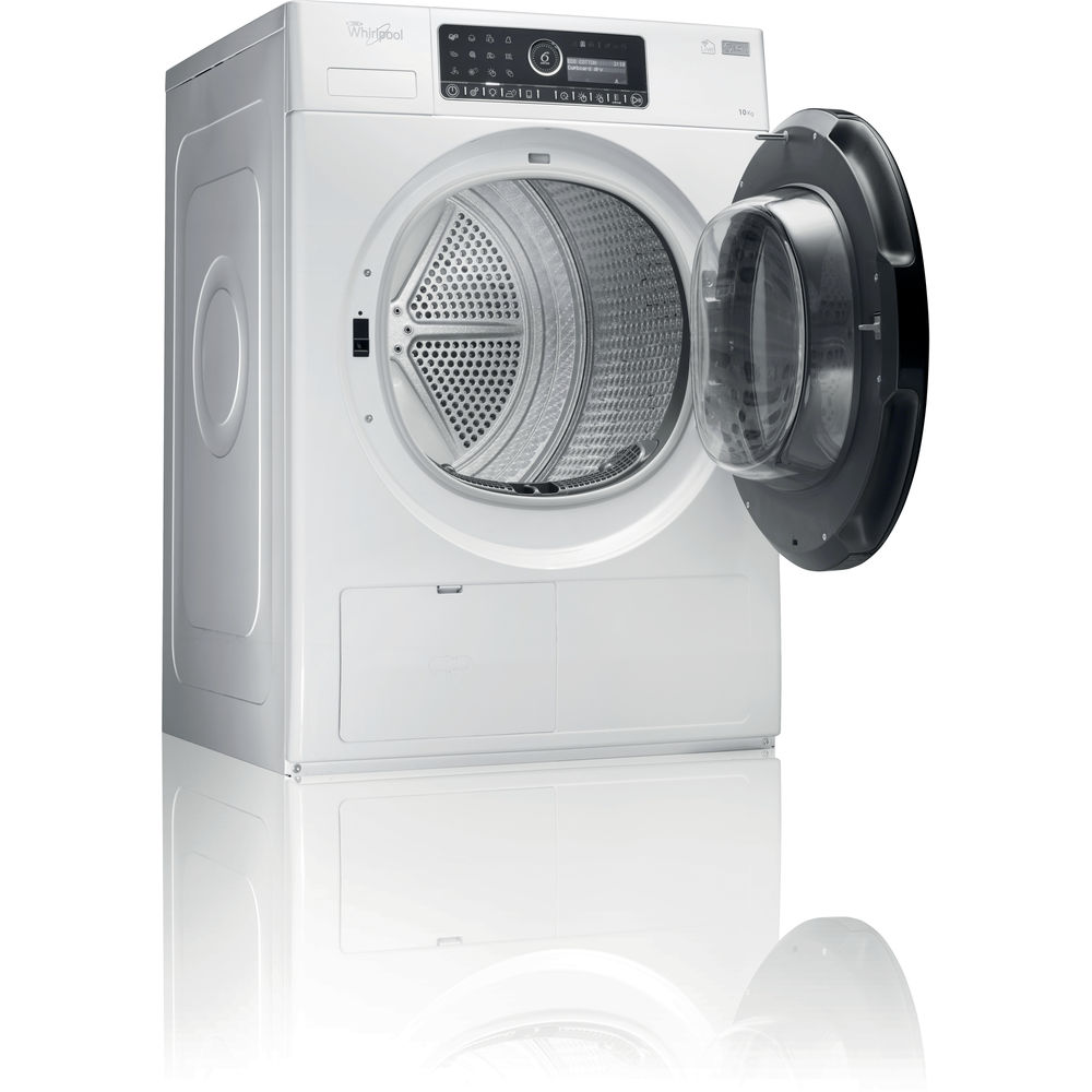 Heat Pump Dryer ~ Whirlpool ireland welcome to your home appliances