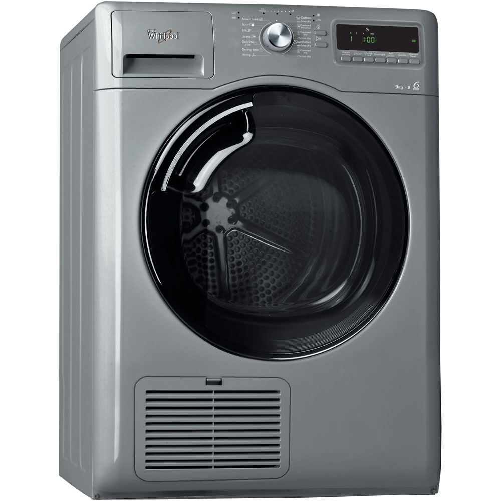 Whirlpool tumble dryer: freestanding, 9kg - AZB 9100 SL