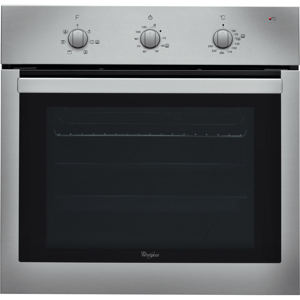 60cm Single Multi-function oven AKP 738 IX