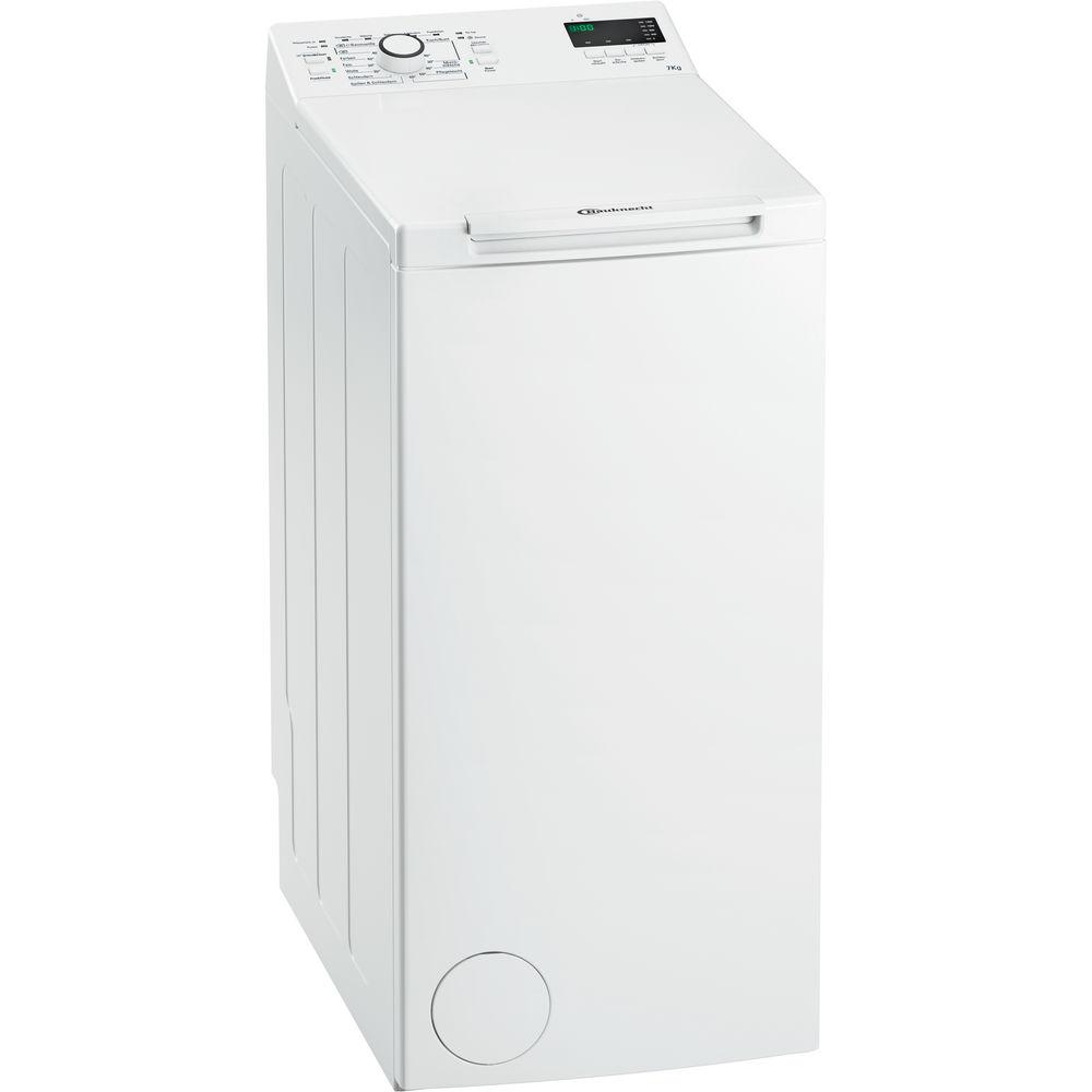 Bauknecht Toplader Waschmaschine: 7 kg WMT EcoStar 722 Di