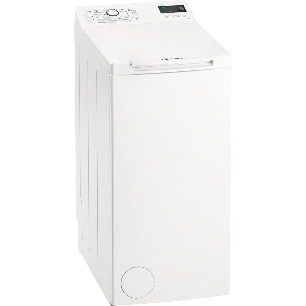 Bauknecht Toplader Waschmaschine 7 Kg Wat Prime 752 Di