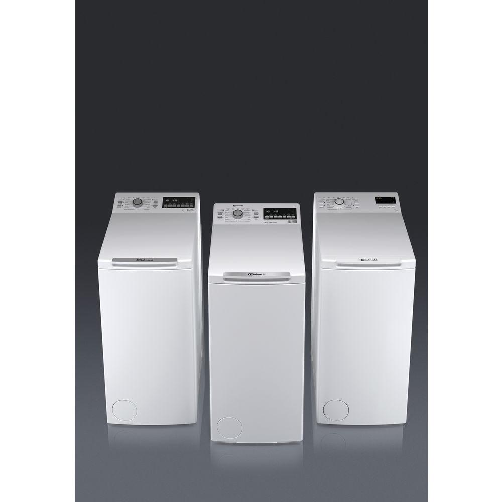 Bauknecht WAT Prime 752 Di A++ 7 kg 1200 Touren Waschmaschine Freistehend Weiß