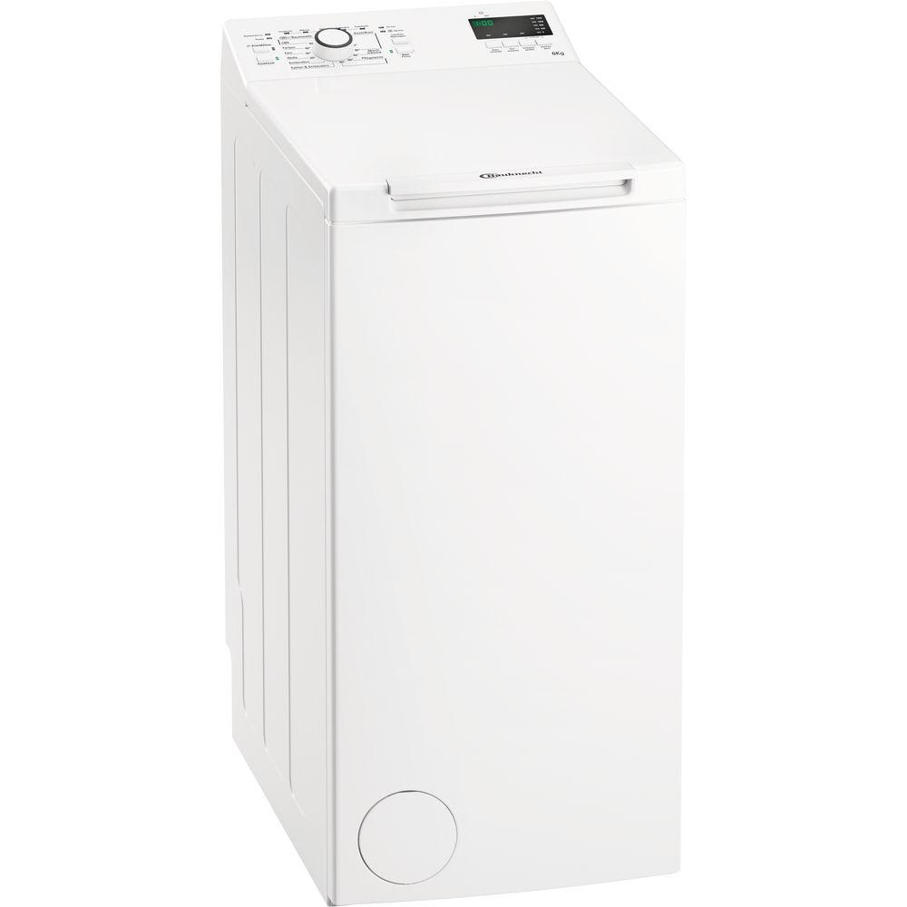 Bauknecht Toplader Waschmaschine 6 Kg Wat Prime 652 Di