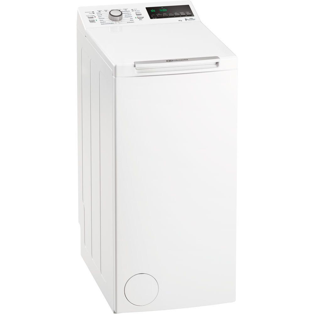 bauknecht toplader waschmaschine 7 kg wat pl 965 1. Black Bedroom Furniture Sets. Home Design Ideas
